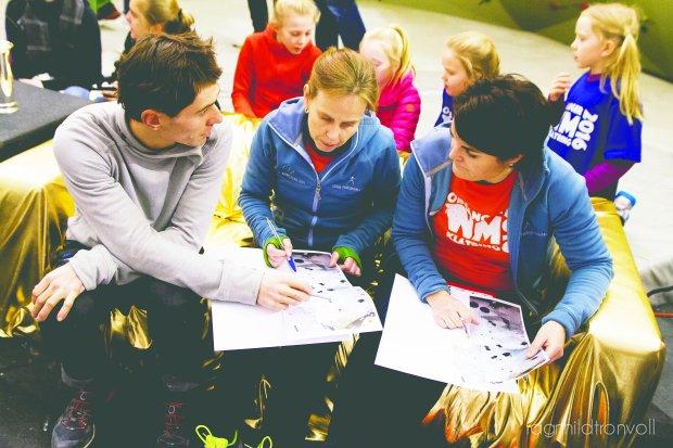 Norges klatreforbund søker arrangørklubber  til nasjonale konkurranser i 2018
