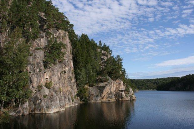 Klatreforbud på Kvarneberget i Sverige