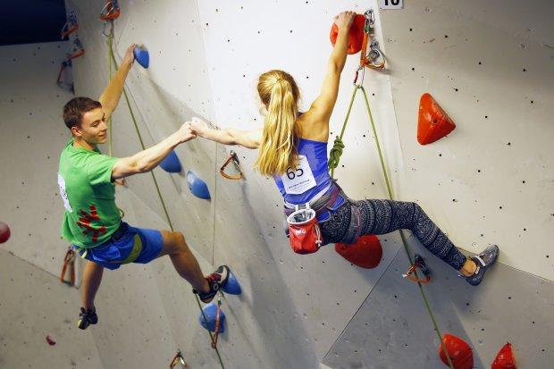 Norges klatreforbund søker arrangørklubber  til nasjonale konkurranser i 2019
