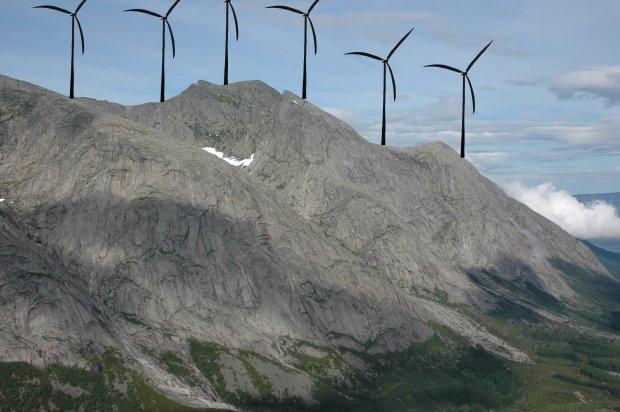 Blir ditt klatrefelt berørt av vindmøller?