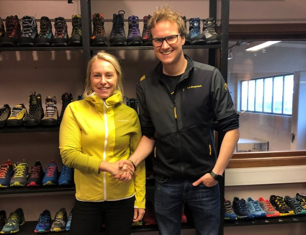 Norges klatreforbund inngår ny samarbeidsavtale med Atello!