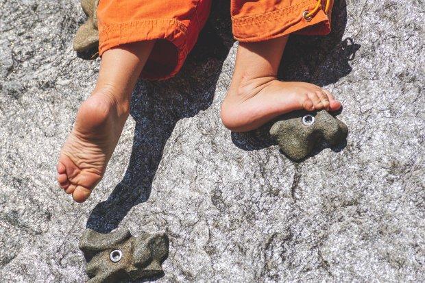 Kostnader for barn og unge i klatring
