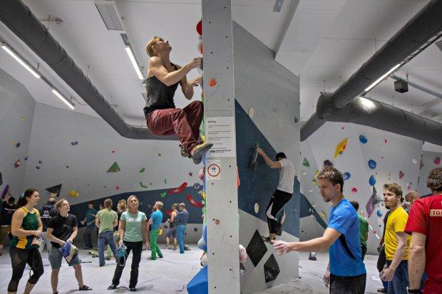 Kjønns(u)balanse i klatring?