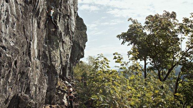 Nye anbefalinger for klatreaktivitet utendørs er lansert