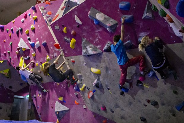Nye anbefalinger for klatreaktivitet