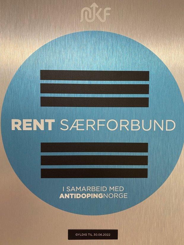 Norges klatreforbund er resertifisert som et Rent Særforbund!