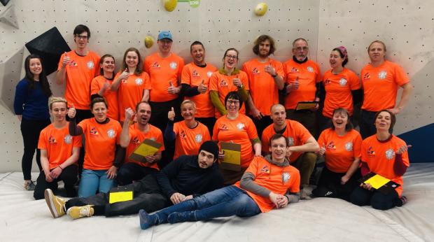 Norges klatreforbund søker arrangørklubber til nordisk og nasjonale konkurranser for 2021