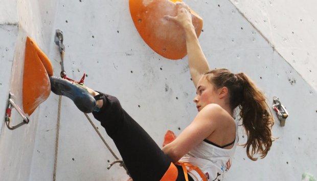 Endelig klart for høstens nasjonale klatrekonkurranser!
