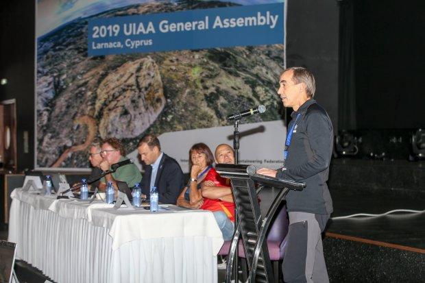 Norge representert i UIAA-styret