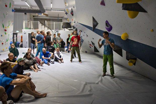 Ønsker du utvikle morgendagens klatretrenere?