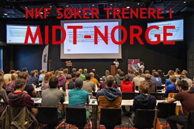 Vi trenger trenerutviklere i Midt-Norge!