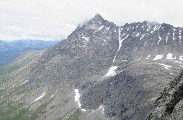 Rapport fra dødsulykke på Store Vengetind, Romsdalen