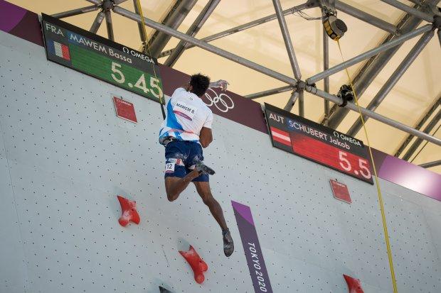 Finalistene til OL i klatring er klare - her er utøverne som skal kjempe om tidenes første OL-medaljer i klatring!