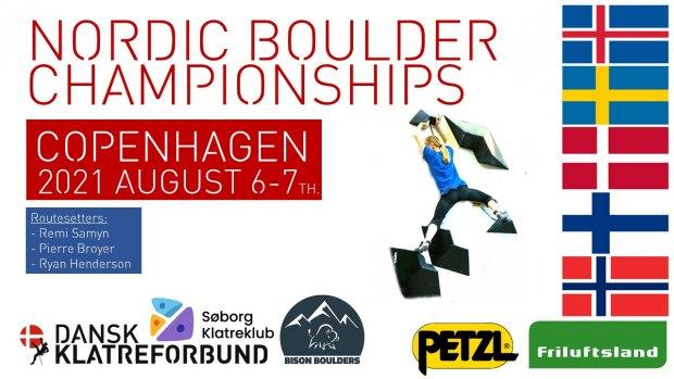 I dag begynner Nordisk mesterskap i buldring - her er den norske troppen!