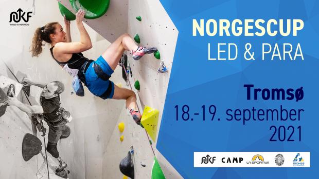 Meld deg på til årets første norgescup-konkurrase i led- og paraklatring!