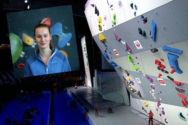 Dina Eivik: om VM-finaler og andre ting